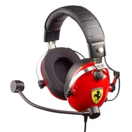 Headset T.Racing Scuderia Ferrari Edition