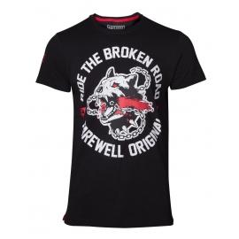 T-shirt Days Gone: Broken Road - Tamanho L
