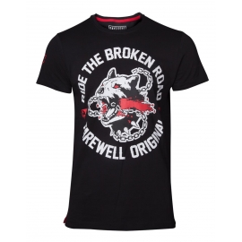 T-shirt Days Gone: Broken Road - Tamanho XL