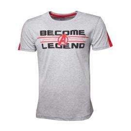 T-Shirt Avengers: Become A Legend - Tamanho S