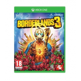 Borderlands 3 - Standard Edition Xbox One (Upgrade para XSX disponível)