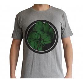 T-Shirt Marvel: Hulk Smash - Tamanho S