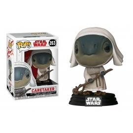POP! Bobble-Head: Star Wars The Last Jedi Caretaker 263