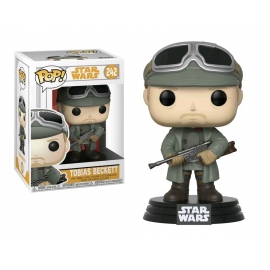 POP! Bobble-Head: Star Wars SoloTobias Beckett 242