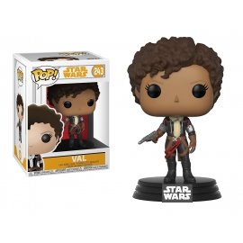 POP! Bobble-Head: Star Wars Solo Val 243