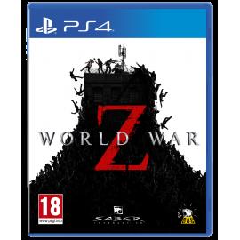 World War Z (Seminovo) PS4