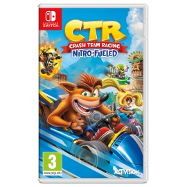 Crash Team Racing Nitro - Fueled - Standard Edition Switch
