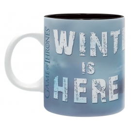 Caneca Game of Thrones: White Walkers