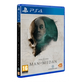 The Dark Pictures: Man of Medan PS4 - Oferta DLC