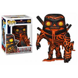POP! Bobble-Head: Spider-Man Far From Home Molten-Man 474