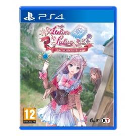 Atelier Lulua: The Scion of Arland PS4