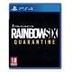 Rainbow Six: Quarantine PS4