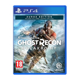 Ghost Recon: Breakpoint - Aurora Edition PS4