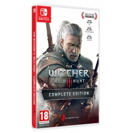 The Witcher 3: Wild Hunt - Complete Edition Switch