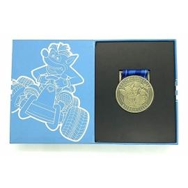 Medalha Crash Team Racing - 1st Place