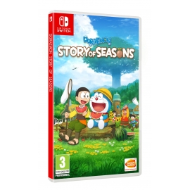 Doraemon: Story of Seasons Switch