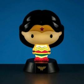 Candeeiro 3D DC Comics - Wonder Woman
