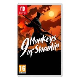 9 Monkeys of Shaolin Switch