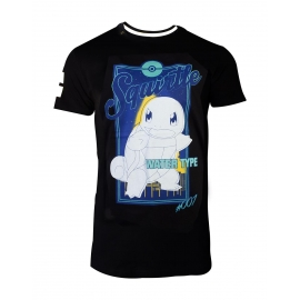 T-Shirt Pokémon City Squirtle - Tamanho M
