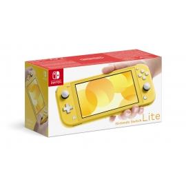Consola Nintendo Switch Lite Amarela