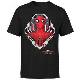 T-shirt Spider-Man: Far From Home - Web Tech Badge