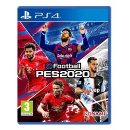 E-Football PES 2020 (Em Português) PS4 - Oferta Conteúdo Extra