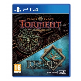Planescape: Torment & Icewind Dale Enhanced Edition PS4