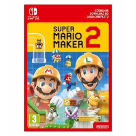 Super Mario Maker 2 Switch (Nintendo Digital)
