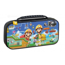 Deluxe Travel Case Super Mario Maker 2 Switch