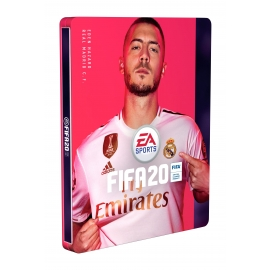 FIFA 20 Steelbook - Exclusivo GamingReplay (Sem Jogo)