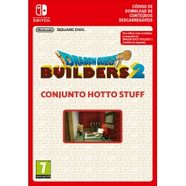 Dragon Quest Builders 2: Hotto Stuff Pack (DLC) - Switch (Nintendo Digital)