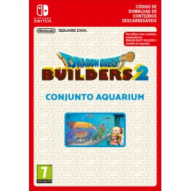 Dragon Quest Builders 2: Aquarium (DLC) - Switch (Nintendo Digital)
