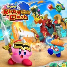 Super Kirby Clash - Switch (Nintendo Digital)