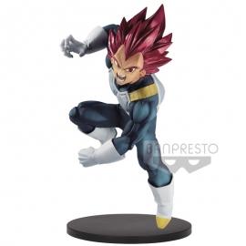 Figura Dragon Ball Super: Super Saiyan God Vegeta