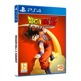 Dragon Ball Z: Kakarot - Standard Edition PS4