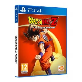 Dragon Ball Z: Kakarot - Standard Edition PS4