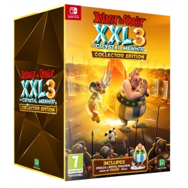 Asterix & Obelix XXL 3: The Crystal Menhir - Collector's Edition Switch