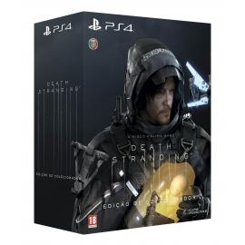 Death Stranding - Collector's Edition (Totalmente em Português) PS4 - Oferta DLC