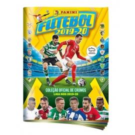 Caderneta de cromos Panini Futebol 2019-2020