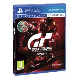 Gran Turismo Sport: Spec II (Em Português) PS4