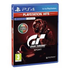 Gran Turismo Sport - Playstation Hits (Em Português) PS4