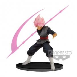 Figura Banpresto Dragon Ball Super - Super Saiyan Rose Goku Black