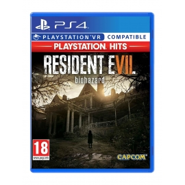 Resident Evil VII: Biohazard - Playstation Hits PS4
