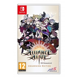 The Alliance Alive HD Remastered - Awakening Edition Switch