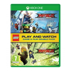 LEGO The Ninjago: Videogame & Film - Double Pack Xbox One