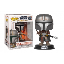 POP! Bobble-Head: Star Wars - The Mandalorian 326