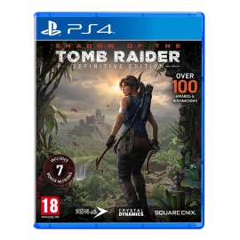 Shadow of the Tomb Raider: Definitive Edition PS4