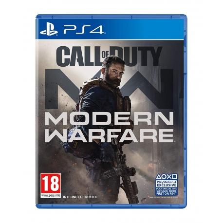 Call of Duty: Modern Warfare PS4