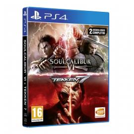 Tekken 7 x Soulcalibur VI PS4