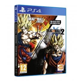 Dragon Ball  Xenoverse + Xenoverse 2 PS4